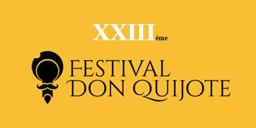 Logo de la XXIII Edición del festival parisino.