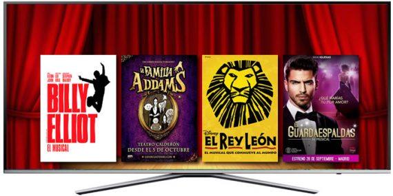 Musicales de teatro basados en grandes Películas: Billy Elliot