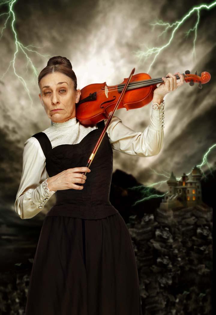 El Jovencito Frankenstein, el Musical